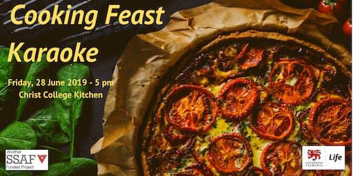 Cooking Feast and Karaoke