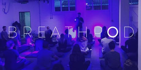 Breathpod: Modular Healing at The Ministry, London w. Stuart Sandeman & John Monkman tickets