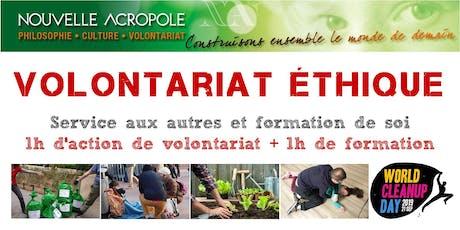 Volontariat éthique : service aux autres et formation de soi billets