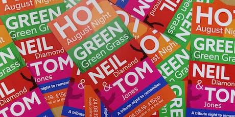 Tom Jones and Neil Diamond Tribute tickets