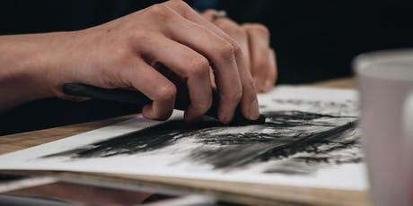 Third Thursday: Charcoal Workshop with Richard Rochester tickets