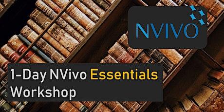 Brisbane - NVivo 12 for Windows - Essentials One Day Workshop tickets