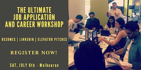 The Ultimate Job Application & Career Workshop tickets