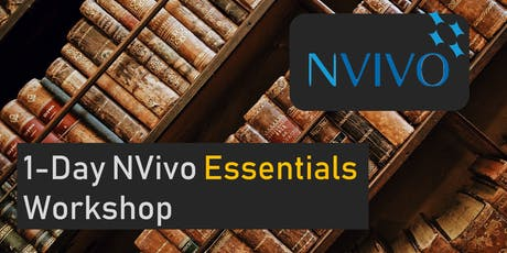 Sydney - NVivo 12 for Windows - Essentials One Day Workshop tickets