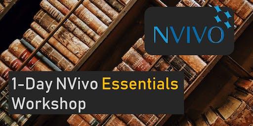 Sydney - NVivo Essentials One Day Workshop