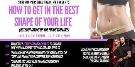 How To Get In The Best Shape of Your Life tickets