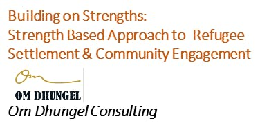 Building on Strengths: Strength Based Approach to Refugee Settlement & Community Engagement Training