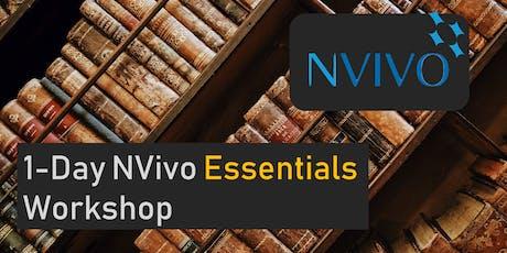 Melbourne - NVivo 12 for Windows - Essentials One Day Workshop tickets