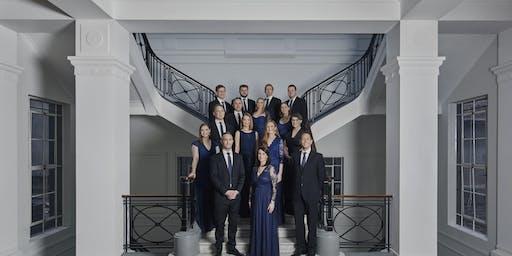Chamber Choir Ireland & Sofi Jeannin - Résonances