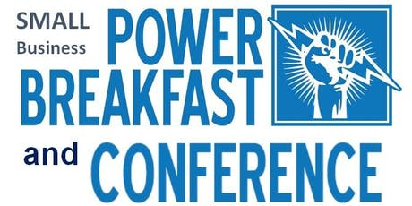 POWER BREAKFAST & SBPro Conference Oct 11th tickets