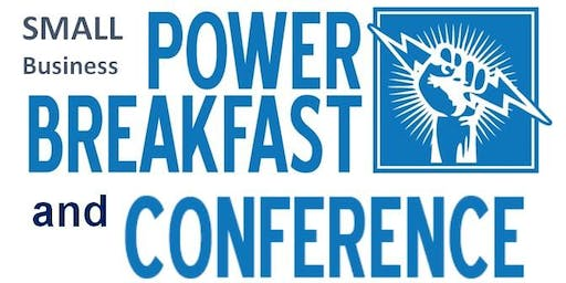 POWER BREAKFAST & SBPro Conference Oct 11th