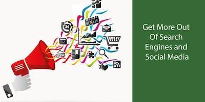 Digital Marketing & Social Media Training Course Exeter 17th October 2019