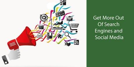 Digital Marketing & Social Media Training Course Exeter 17th October 2019 tickets