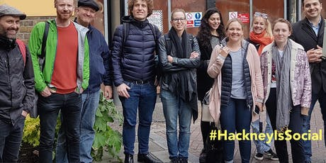 Hidden Hackney: Walking in Wonder with Champions & Changemakers tickets