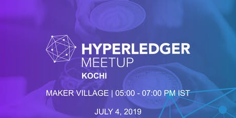 Hyperledger Meetup Kochi tickets