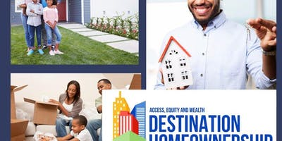 Free 'Destination Homeownership' Class for RE Professionals Only