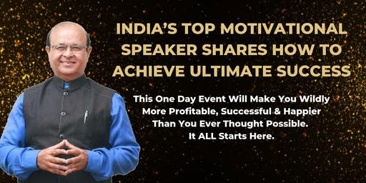 INDIA'S TOP BUSINESS & SUCCESS COACH - DR HIMANSHU BUCH