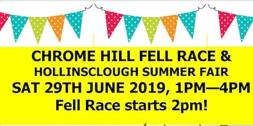 Hollinsclough Summer Fair & Chrome Hill Fell Race