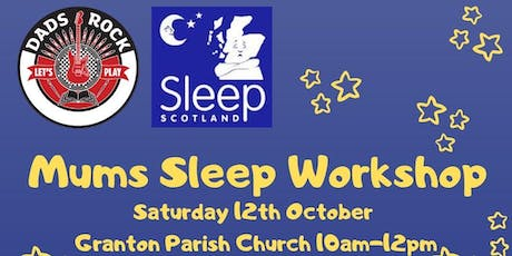 Mums Sleep Workshop tickets