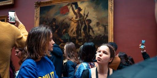 Louvre & Féminisme