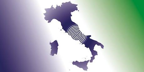 ASCOLI PICENO - NTC e Sicurezza sismica degli edifici in muratura biglietti