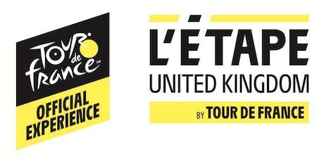 L'Etape UK Official Tour de France Fan Park tickets