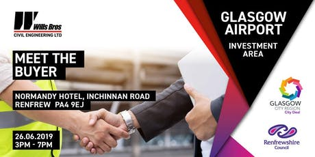 Glasgow Airport Investment Area - Supplier Engagement Day tickets