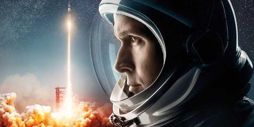 Blue Door Cinema presents First Man (12A)