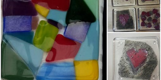 Introduction to Fused Glass Workshop