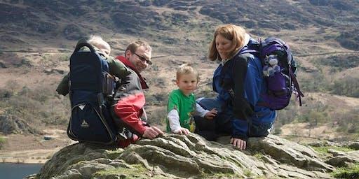 Parents up Peaks Navigation Course