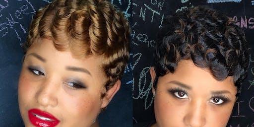 Mookiefied  SHort Hair Training