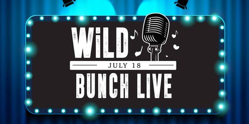 B1039 Presents The WiLD Bunch LIVE on stage, Naples FL