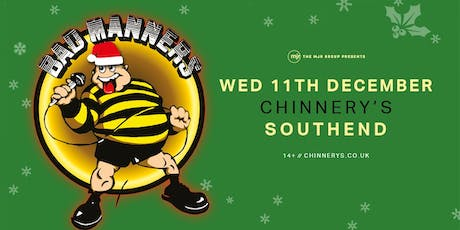Bad Manners, Christmas Tour 2019! (Chinnerys, Southend) tickets