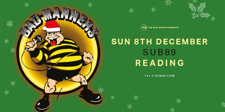 Bad Manners, Christmas Tour 2019! (Sub89, Reading) tickets