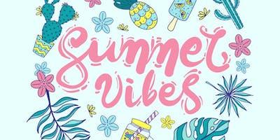 Open Doors - Women to Women - Summer Vibes - 2019