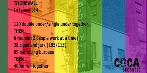 Stonewall Team Workout