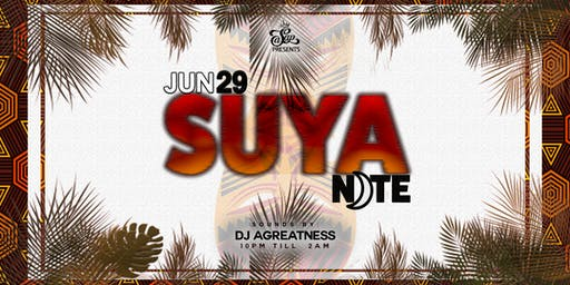 Suya Nite (ReLoaded)