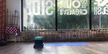 Open House Yoga at Artzone Studios tickets