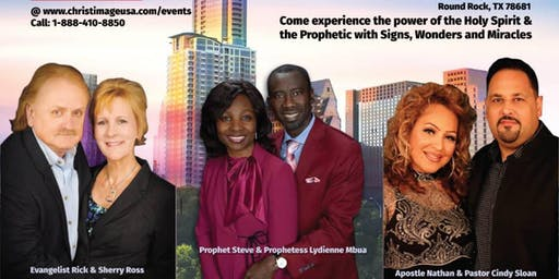 Holy Spirit and Prophetic Encounter Revival Weekend