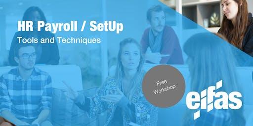 Employers Basics - HR /Payroll Set Up
