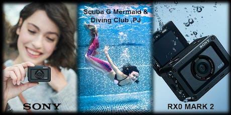 Scuba G Mermaid & Diving Club,PJ tickets