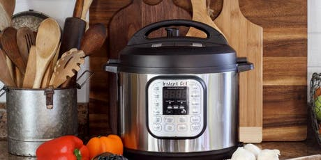 Instant Pot Cooking Class tickets