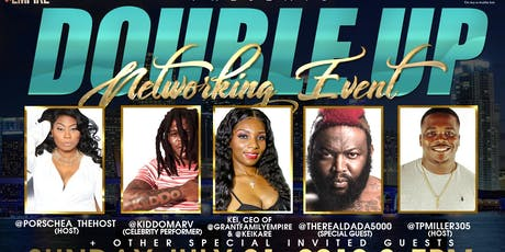 """Double Up""  Networking Event tickets"