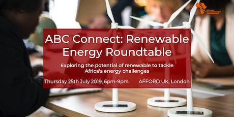 ABC Connect: Renewable Energy Roundtable tickets