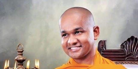Dharma Talk - Ven Baddhiya Thero tickets