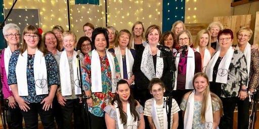 We Women Sing Choir Mid-Year fundraising Concert