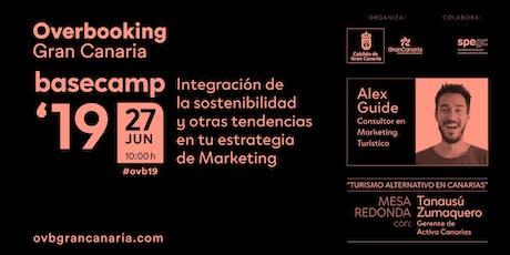 Overbooking Gran Canaria: Basecamp Junio 2019 entradas