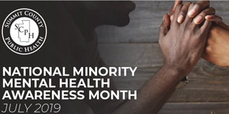 Minority Mental Health Symposium tickets