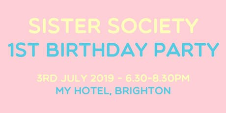 July Meet-up - 1st Birthday Party! tickets