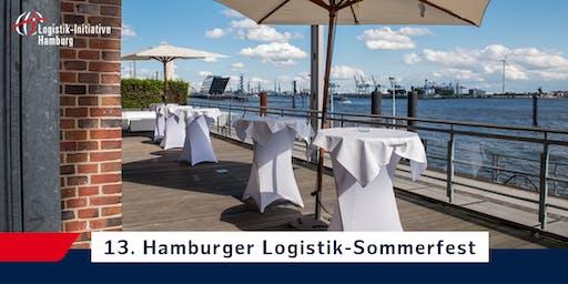 13. Hamburger Logistik-Sommerfest